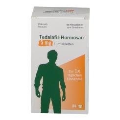 TADALAFIL-Hormosan 5 mg Filmtabletten