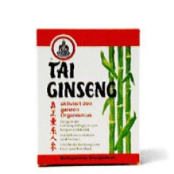TAI GINSENG Dragees