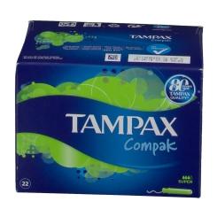 TAMPAX® Compak® Super