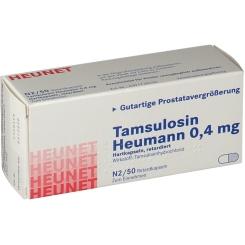 TAMSULOSIN HEU 0.4MG NET