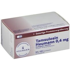 Tamsulosin Heumann 0,4 mg Hartkapseln retardiert