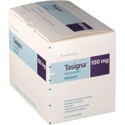 TASIGNA 150 mg Hartkapseln