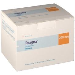 TASIGNA 200 mg Hartkapseln