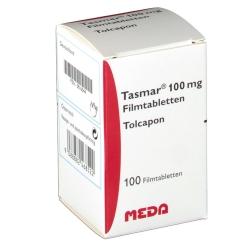 Tasmar 100 mg Filmtabletten