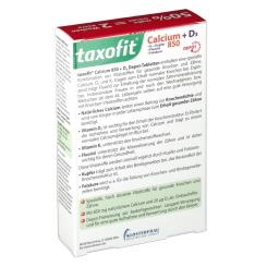 taxofit® Calcium 850 + D3 Depot Tabletten