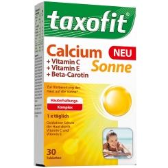 taxofit® Calcium Sonne