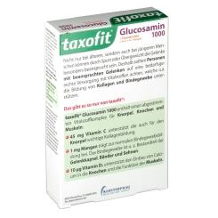 taxofit® Glucosamin 1000 + Chrondroitin Tabletten