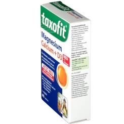 taxofit® Magnesium + Calcium + D3