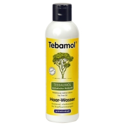 Tebamol® Teebaumöl Haar-Wasser