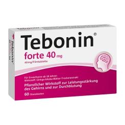Tebonin® forte 40 mg