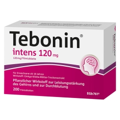 Tebonin® intens 120 mg