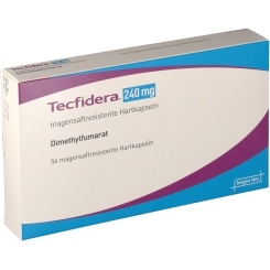 TECFIDERA 240MG 28TAGE