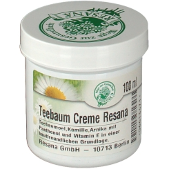 Teebaum Creme Resana