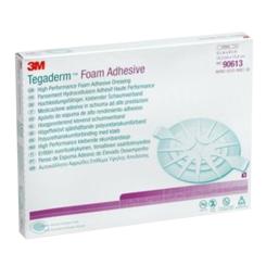 Tegaderm Foam Adhesive 14,3 x 15,6 cm oval