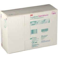 Tegaderm Foam Adhesive 6,9 x 7,6 oval