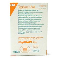Tegaderm Plus Pad 3m 9x10cm 3586 Fertigverb.