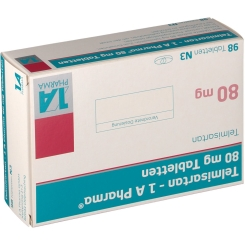TELMISARTAN 1A Pharma 80 mg Tabletten