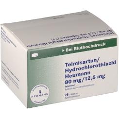 TELMISARTAN/HCT HEU80/12.5