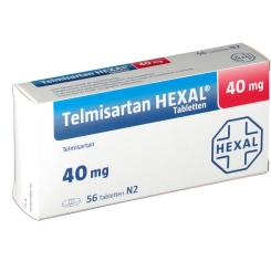 TELMISARTAN HEXAL 40MG