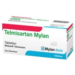 TELMISARTAN MYLAN 40MG