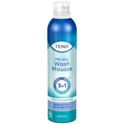 TENA 3-in-1 Wash Mousse