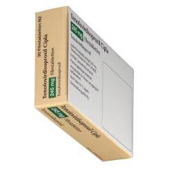 TENOFOVIRDISOPROXIL Cipla 245 mg Filmtabletten