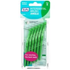 TePe Angle Interdentalbürsten 0,8 - 1,6 mm grün