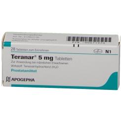 Teranar 5 mg Tabl.