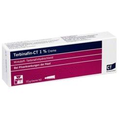 Terbinafin-CT 1 % Creme