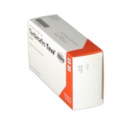 TERBINAFIN Teva 250 mg