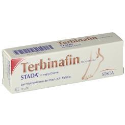 Terbinafinhydrochlorid STADA® 10 mg Creme