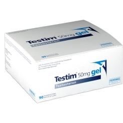 TESTIM 50 mg Einzeldosistuben