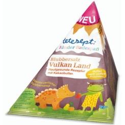 tetesept® Blubbersalz Vulkan Land