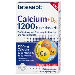 tetesept® Calcium+D3 1200 hochdosiert
