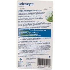 tetesept® Husten Tropfen Bronchial-activ Zuckerfrei