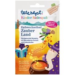 tetesept® Kinder Badespaß Farbwechselbad Zauberland