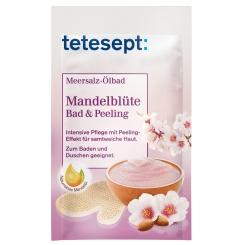 tetesept® Meersalz-Ölbad Mandelblüte
