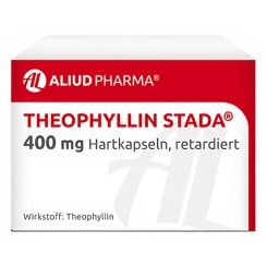 THEOPHYLLIN STADA 400 mg Hartkaps.retardiert ALIUD