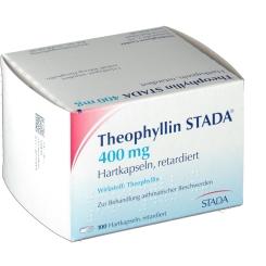 Theophyllin Stada 400 retard Kaps.