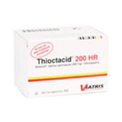 Thioctacid 200 Hr Filmtabl.