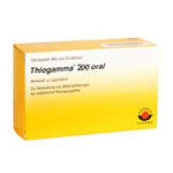 Thiogamma 200 oral Kapseln