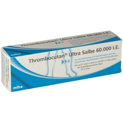 Thrombocutan® Ultra Salbe 60.000