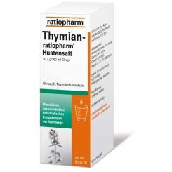 Thymian-ratiopharm® Hustensaft