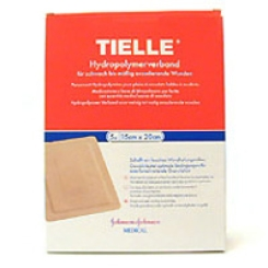 TIELLE® Schaumverband steril 18 x 18 cm