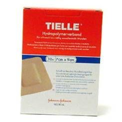 TIELLE® Schaumverband steril 7 x 9 cm