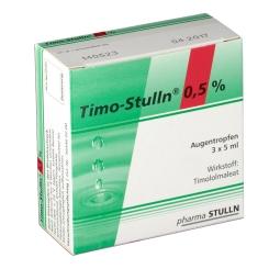 TIMO STULLN 0,5% Augentropfen