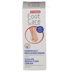 TITANIA® Foot Care Hornhaut Reduziercreme