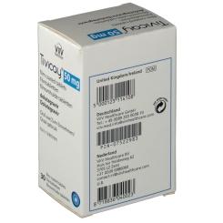 TIVICAY 50 mg Filmtabletten