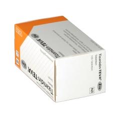 TIZANIDIN Teva 2 mg