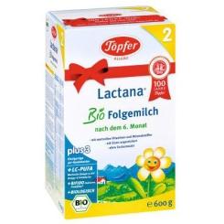 Töpfer Lactana Bio 2